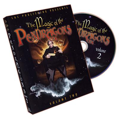 Trucos de Magia de Pendragons # 2 - Charlotte & Jonathan Pendragon & L&L Publishing