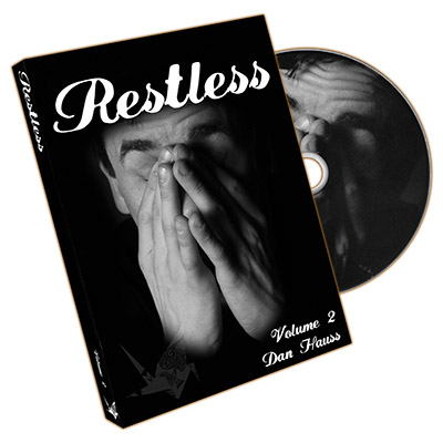 Restless Vol. 2 by Dan Hauss and Paper Crane Magic - DVD