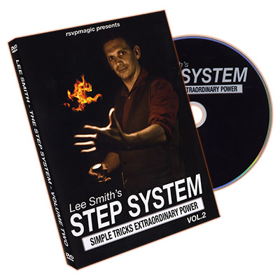 The Step System Vol. 2 - Lee Smith & RSVP Magic
