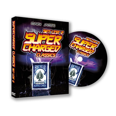 Super Charged Classics Vol 2 by Mark James and RSVP - DVD