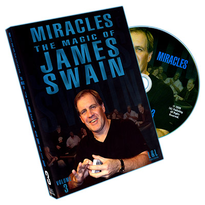 Miracles - The Magic of James Swain Vol. 3 - DVD