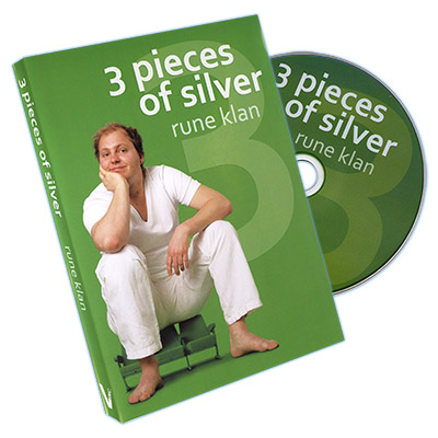 3 Pieces of Silver by Rune Klan - DVD