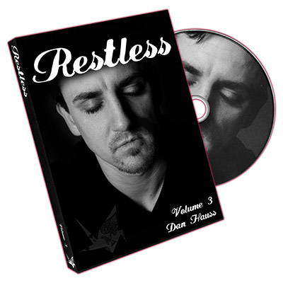 Restless Vol. 3 by Dan Hauss and Paper Crane Magic - DVD