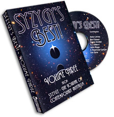 Syzygy's Best! Volume 3 by Larry Becker and Lee Earle - DVD