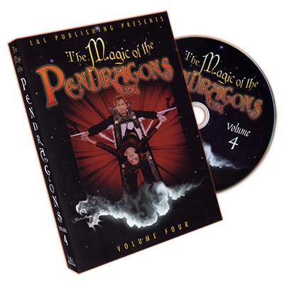 Trucos de Magia de Pendragons # 4 - Charlotte & Jonathan Pendragon & L&L Publishing