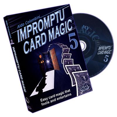 Impromptu Card Magic Volume #5