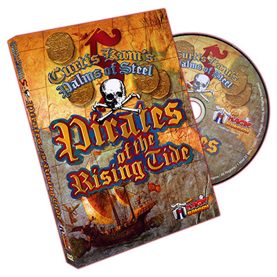 Palms of Steel 5: Pirates of the Rising Tide by Curtis Kam and The Magic Bakery