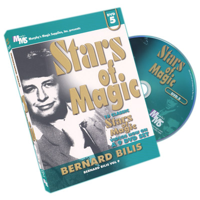 Stars Of Magic #5 (Bernard Bilis) - DVD