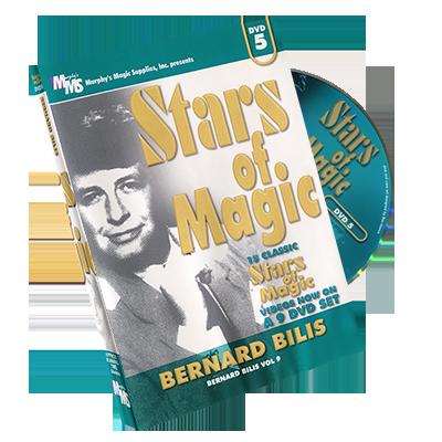 Stars Of Magic #5 (Bernard Bilis) - DVD
