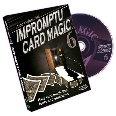 Impromptu Card Magic Volume #6