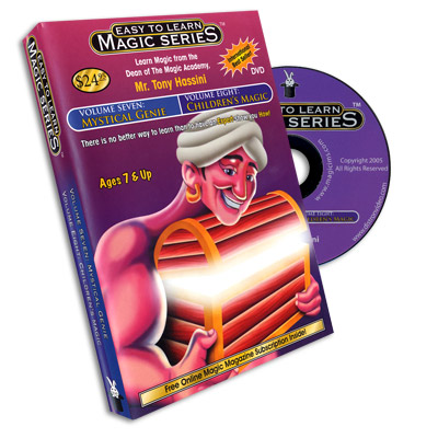 Easy to Learn (Mystical Genie & Children's Magic) vol 7 & 8