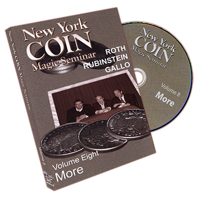 New York Coin Seminar Volume 8: More - DVD