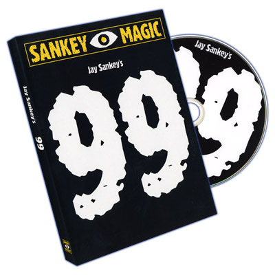 99 by Sankey Magic - DVD