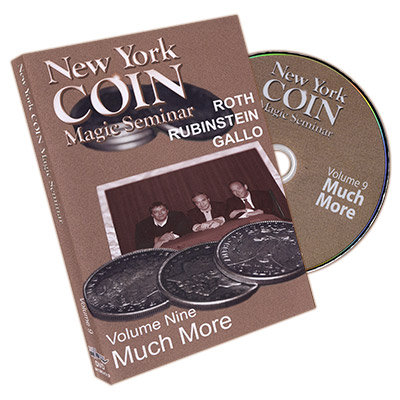 New York Coin Seminar Volume 9: Much More - DVD