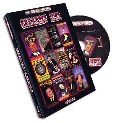 A-1'S Greatest Hits Volume 1 by A-1 Magical Media - DVD