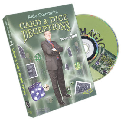 Card & Dice Deceptions Volume One