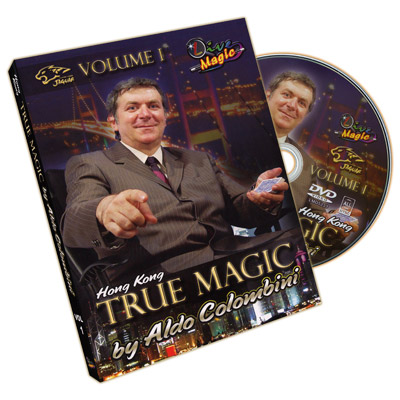 True Magic Volume 1 by Aldo Colombini - DVD