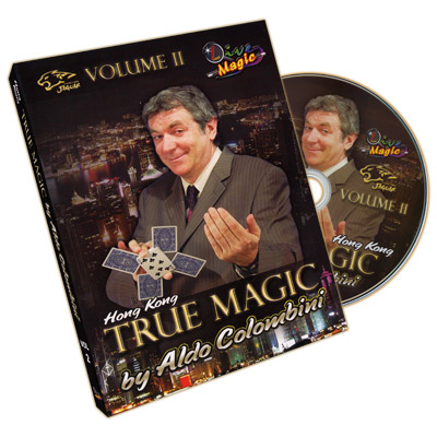 True Magic Volume 2 by Aldo Colombini - DVD