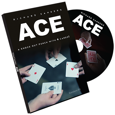 ACE (Cards and DVD) by Richard Sanders - DVD