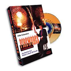 Fireworks Aldo Colombini, DVD