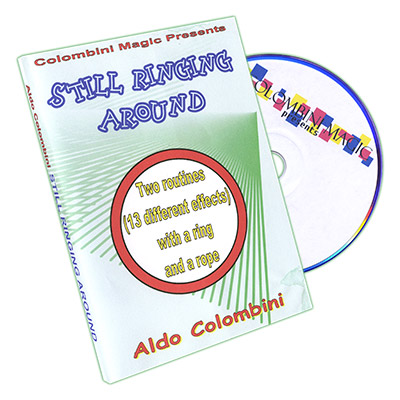 Still Ringing Around by Aldo Colombini - DVD