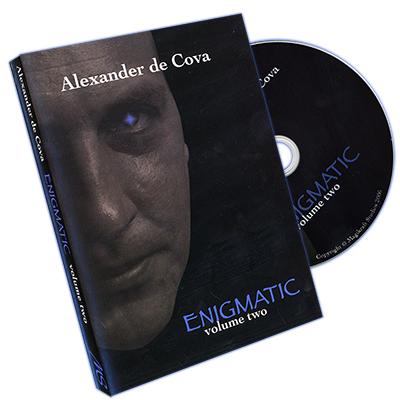Enigmatic Volume 2 by Alexander DeCova - DVD