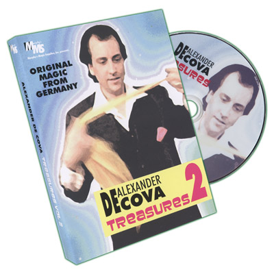 Treasures Vol 2 by Alexander DeCova - DVD
