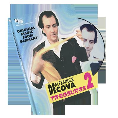 Treasures Vol 2 by Alexander DeCova - DVD