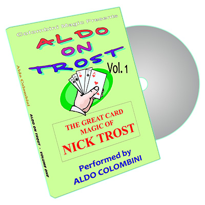 Aldo On Trost Vol. 1 by Aldo Colombini - DVD