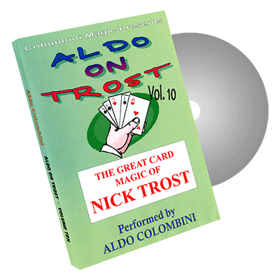 Aldo on Trost Vol. 10 by Aldo Colombini - DVD