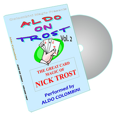 Aldo On Trost Vol. 2 by Aldo Colombini - DVD