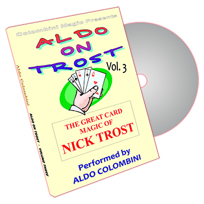 Aldo On Trost Vol. 3 by Aldo Colombini - DVD