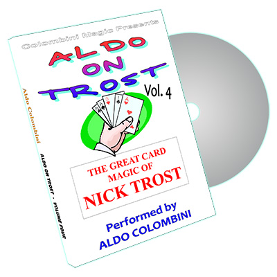 Aldo On Trost Vol. 4 by Aldo Colombini - DVD
