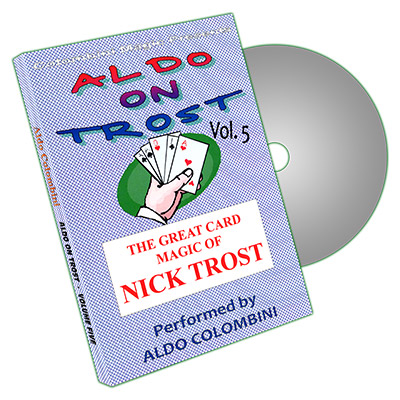 Aldo On Trost Vol. 5 by Aldo Colombini - DVD