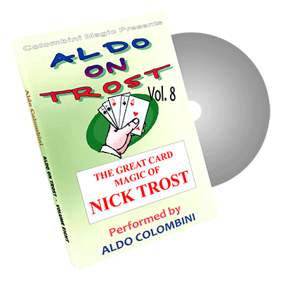 Aldo on Trost Vol. 8 by Aldo Colombini - DVD