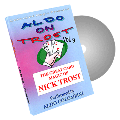 Aldo on Trost Vol. 9 by Aldo Colombini - DVD