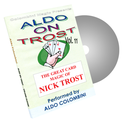 Aldo on Trost Volume 11 by Wild-Colombini Magic - DVD
