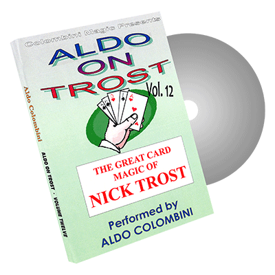 Aldo on Trost Vol.12 by Wild-Colombini Magic - DVD
