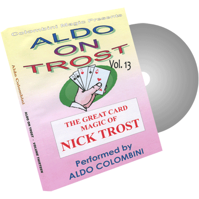 Aldo on Trost Vol.13 by Wild-Colombini Magic - DVD