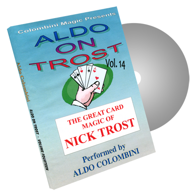 Aldo on Trost Volume 14 by Wild-Colombini Magic - DVD