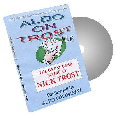 Aldo on Trost Volume 16 by Wild-Colombini Magic - DVD