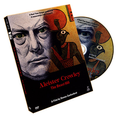 Aleister Crowley - The Beast 666 by Donna Zuckerbrot - DVD