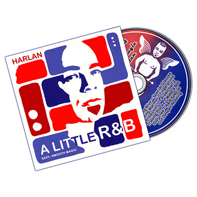 A Little R&B  by Dan Harlan - DVD