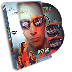 Retro Magic Alex Lourido (2 DVD set), DVD