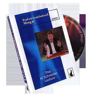Al Schneider Lecture DVD - International Magic