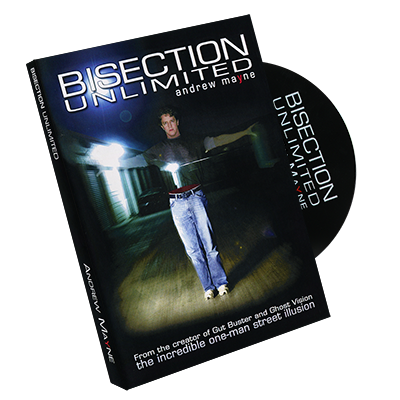 Bisection - Andrew Mayne