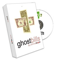 Ghost Bills by Andrew Mayne - DVD