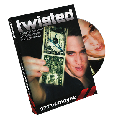 Twisted - Andrew Mayne