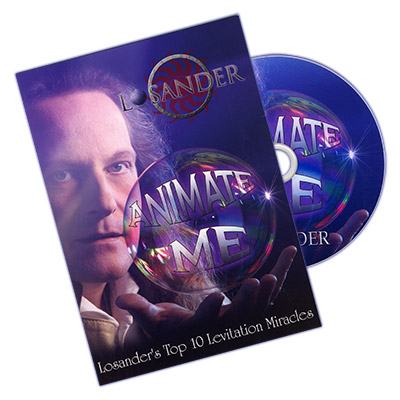 Animate Me by Losander - DVD