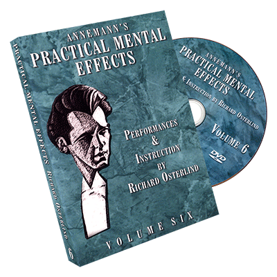 Annemann's Practical Mental Effects Vol 6